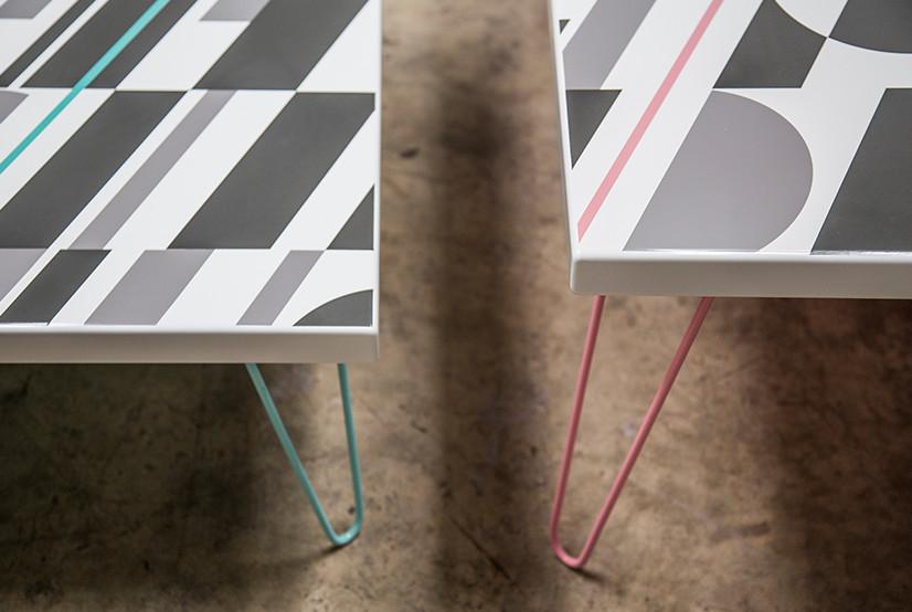 Mini Moderns Tables