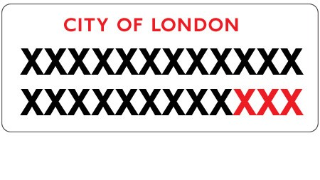 City of London Sign 1