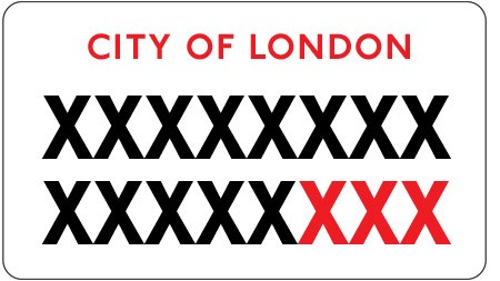 City of London Sign 3