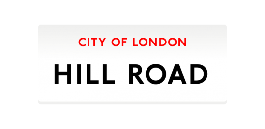City of London Sign 4